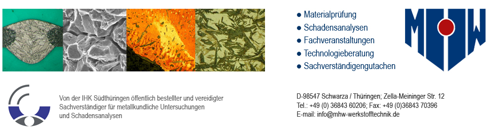 Martin Hofmann Werkstofftechnik